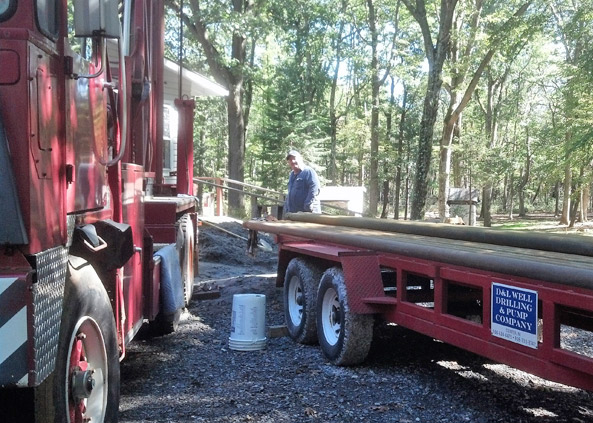 Bucks County PA Water Well Drilling & Pump Service